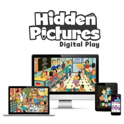 Hidden Pictures Digital Play